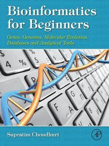 Ebook in inglese Bioinformatics for Beginners Choudhuri, Supratim