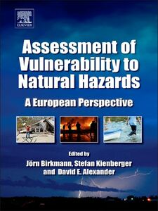 Foto Cover di Assessment of Vulnerability to Natural Hazards, Ebook inglese di AA.VV edito da Elsevier Science