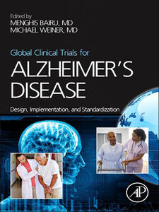 Ebook in inglese Global Clinical Trials for Alzheimer's Disease -, -