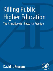Ebook in inglese Killing Public Higher Education Stocum, David L.