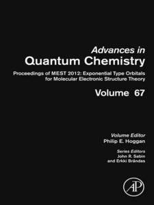 Ebook in inglese Advances in Quantum Chemistry, Volume 67 -, -