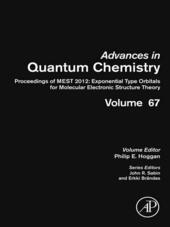 Advances in Quantum Chemistry, Volume 67