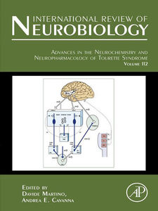 Foto Cover di Advances in the Neurochemistry and Neuropharmacology of Tourette Syndrome, Ebook inglese di  edito da Elsevier Science