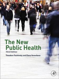 Ebook in inglese The New Public Health Tulchinsky, Theodore H. , Varavikova, Elena A.