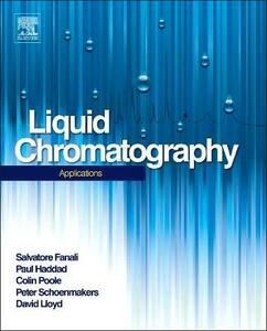 Liquid Chromatography: Applications - cover