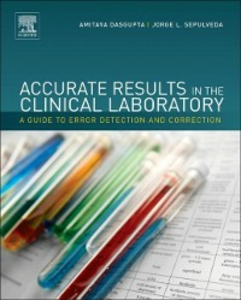 Ebook in inglese Accurate Results in the Clinical Laboratory -, -