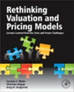 Foto Cover di Rethinking Valuation and Pricing Models, Ebook inglese di  edito da Elsevier Science