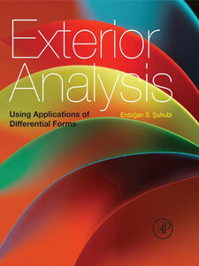 Foto Cover di Exterior Analysis, Ebook inglese di Erdogan Suhubi, edito da Elsevier Science