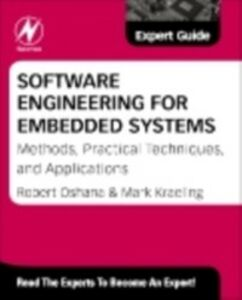 Ebook in inglese Software Engineering for Embedded Systems -, -