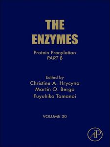 Foto Cover di Protein Prenylation, Part B, Ebook inglese di  edito da Elsevier Science