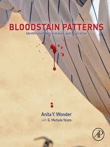 Ebook in inglese Bloodstain Patterns Wonder, Anita Y.