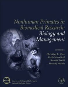Ebook in inglese Nonhuman Primates in Biomedical Research,Two Volume Set -, -