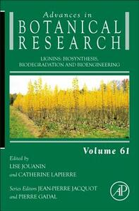 Lignins: Biosynthesis, Biodegradation and Bioengineering - cover
