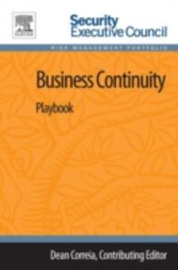 Ebook in inglese Business Continuity Hayes, Bob , Kotwica, Kathleen