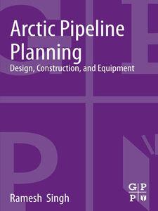 Ebook in inglese Arctic Pipeline Planning Singh, Ramesh