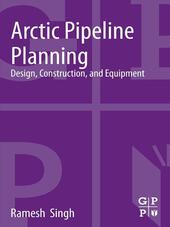 Arctic Pipeline Planning