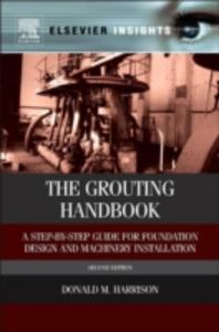 Ebook in inglese Grouting Handbook Harrison, Donald M.
