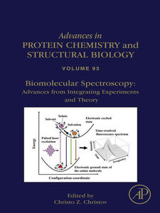 Foto Cover di Biomolecular Spectroscopy, Ebook inglese di  edito da Elsevier Science