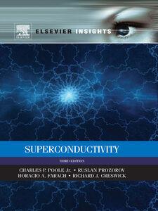 Foto Cover di Superconductivity, Ebook inglese di AA.VV edito da Elsevier Science