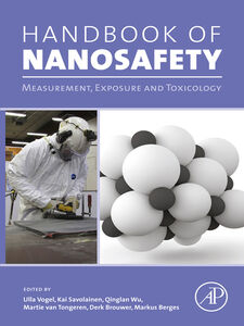 Foto Cover di Handbook of Nanosafety, Ebook inglese di AA.VV edito da Elsevier Science