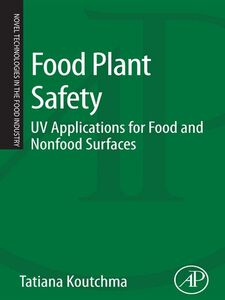 Ebook in inglese Food Plant Safety Koutchma, Tatiana