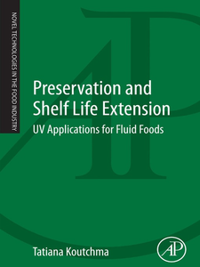 Ebook in inglese Preservation and Shelf Life Extension Koutchma, Tatiana