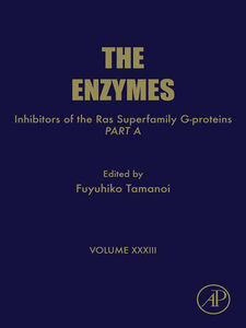 Ebook in inglese Inhibitors of the Ras Superfamily G-proteins, Part A