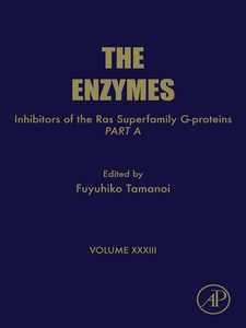 Ebook in inglese Inhibitors of the Ras Superfamily G-proteins, Part A -, -
