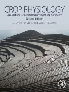 Foto Cover di Crop Physiology, Ebook inglese di Daniel Calderini,Victor O. Sadras, edito da Elsevier Science