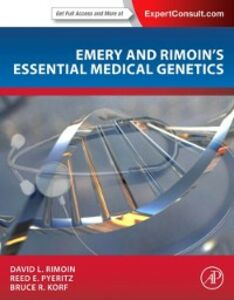 Ebook in inglese Emery and Rimoin's Essential Medical Genetics -, -