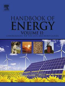 Ebook in inglese Handbook of Energy, Volume 2 Cleveland, Cutler J. , Morris, Christopher G.