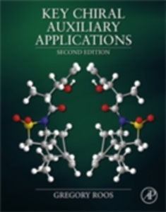 Ebook in inglese Key Chiral Auxiliary Applications Roos, Gregory