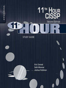 Foto Cover di Eleventh Hour CISSP, Ebook inglese di AA.VV edito da Elsevier Science