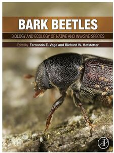 Foto Cover di Bark Beetles, Ebook inglese di Fernando E. Vega,Richard W. Hofstetter, edito da Elsevier Science