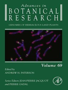 Ebook in inglese Genomes of Herbaceous Land Plants -, -