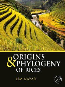 Ebook in inglese Origins & Phylogeny of Rices Nayar, N.M.