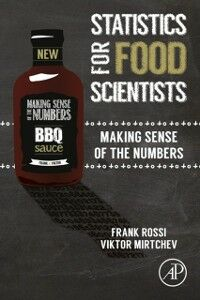 Ebook in inglese Statistics for Food Scientists Mirtchev, Victor , Rossi, Frank