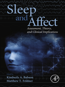 Ebook in inglese Sleep and Affect -, -