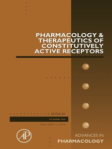 Ebook in inglese Pharmacology & Therapeutics of Constitutively Active Receptors -, -