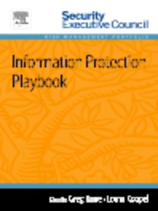Ebook in inglese Information Protection Playbook -, -