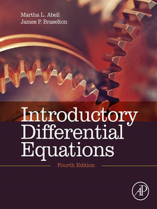 Ebook in inglese Introductory Differential Equations Abell, Martha L. , Braselton, James P.