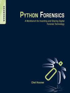 Ebook in inglese Python Forensics Hosmer, Chet