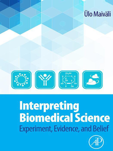 Ebook in inglese Interpreting Biomedical Science Maiväli, Ülo