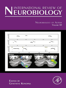 Ebook in inglese Neurobiology of Autism -, -