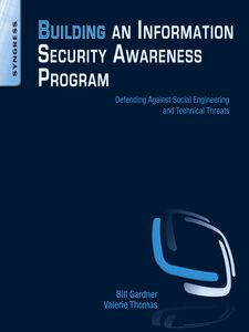 Ebook in inglese Building an Information Security Awareness Program Gardner, Bill , Thomas, Valerie