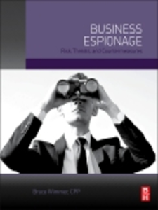 Ebook in inglese Business Espionage CPP, Bruce Wimmer,