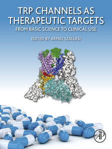 Ebook in inglese TRP Channels as Therapeutic Targets