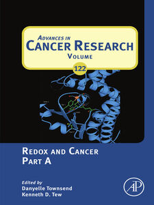 Ebook in inglese Redox and Cancer Part A -, -