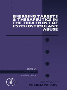 Foto Cover di Emerging Targets & Therapeutics in the Treatment of Psychostimulant Abuse, Ebook inglese di Linda P. Dwoskin, edito da Elsevier Science