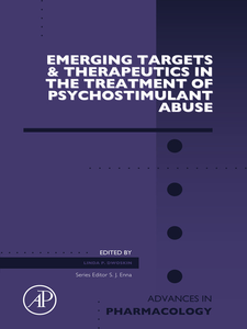 Ebook in inglese Emerging Targets & Therapeutics in the Treatment of Psychostimulant Abuse -, -